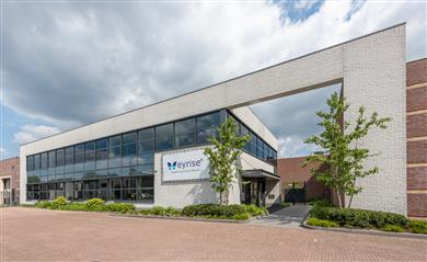 eyrise® facility in Veldhoven, the Netherlands. (Photo Guardian Glass, LLC, GRDPR182)