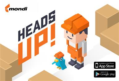Mondi launches gaming app about workplace safety. (Photos: Mondi, PR154)