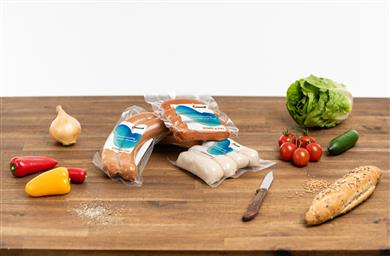 Mondi partners with meat producer Hütthaler to create new fully recyclable plastic packaging. (Photo: Mondi, PR155)
